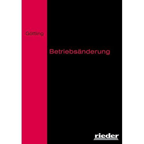 Wulfhard Göttling - Betriebsänderung - Preis vom 18.04.2021 04:52:10 h