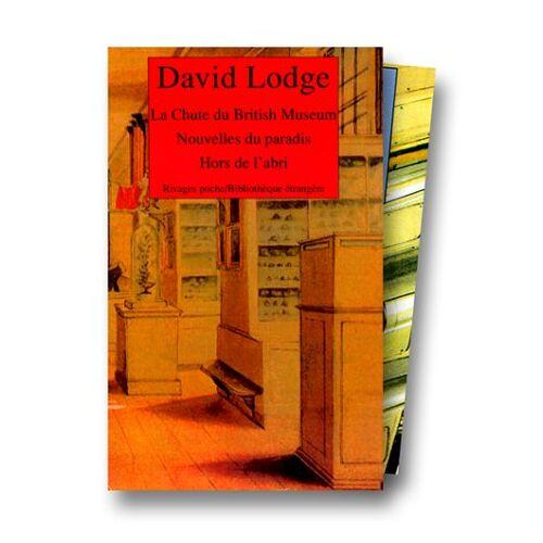David Lodge - DAVID LODGE COFFRET (Rivag.Poches) - Preis vom 25.02.2021 06:08:03 h