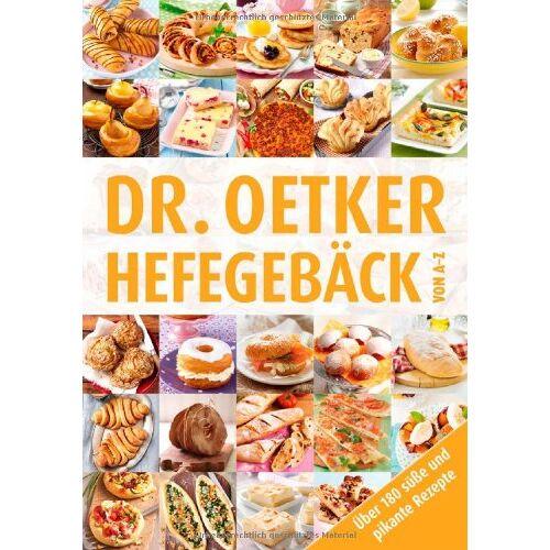 Dr. Oetker - Hefegebäck von A-Z - Preis vom 11.05.2021 04:49:30 h