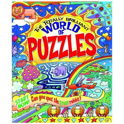 Lisa Regan - The Totally Brilliant World of Puzzles - Preis vom 03.05.2021 04:57:00 h