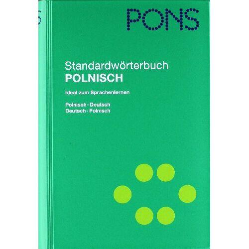 - PONS Standardwörterbuch Polnisch: Polnisch-Deutsch/Deutsch-Polnisch. 70.000 Stichwörter und Wendungen - Preis vom 24.10.2020 04:52:40 h
