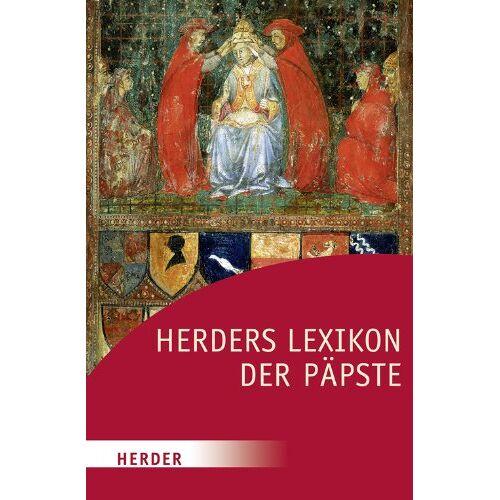 - Herders Lexikon der Päpste (HERDER spektrum) - Preis vom 18.04.2021 04:52:10 h