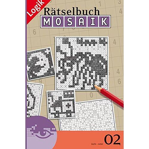 Conceptispuzzles - Mosaik-Rätselbuch 02 - Preis vom 12.05.2021 04:50:50 h