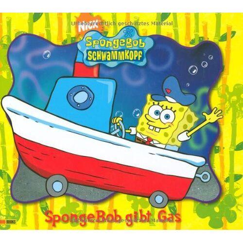 - SpongeBob Schwammkopf, Geschichtenbuch, Bd. 7: SpongeBob gibt Gas - Preis vom 14.04.2021 04:53:30 h
