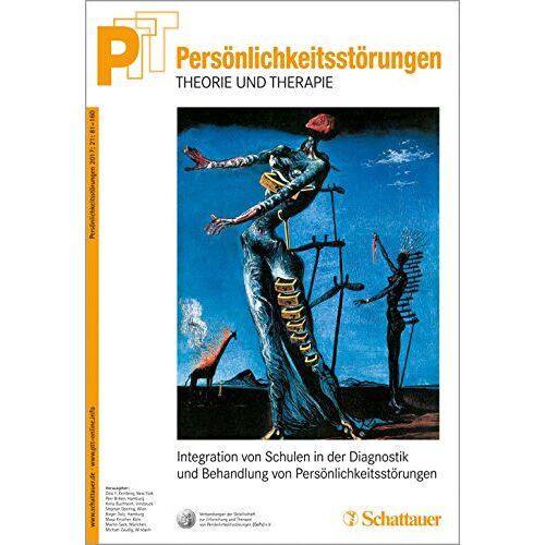Kernberg, Otto F. - PTT - Persönlichkeitsstörungen - Theorie und Therapie Bd. 02/2017: Spezifische Therapieverfahren und Settings - Preis vom 22.10.2020 04:52:23 h