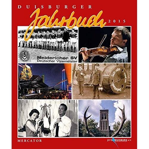 proDuisburg e.V. - Duisburger Jahrbuch 2015 - Preis vom 16.01.2021 06:04:45 h
