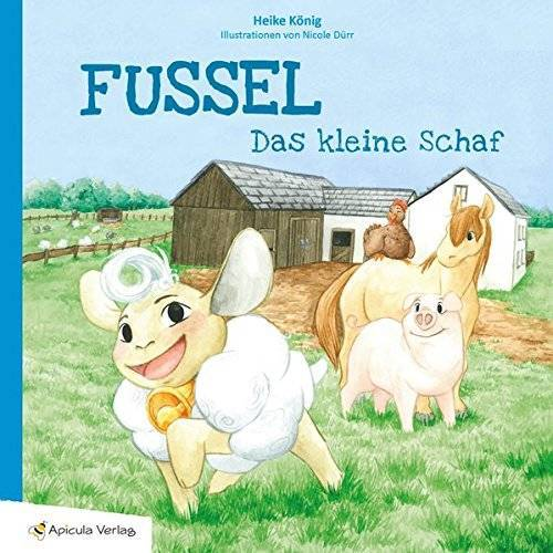 Heike König - Fussel, das kleine Schaf - Preis vom 07.05.2021 04:52:30 h