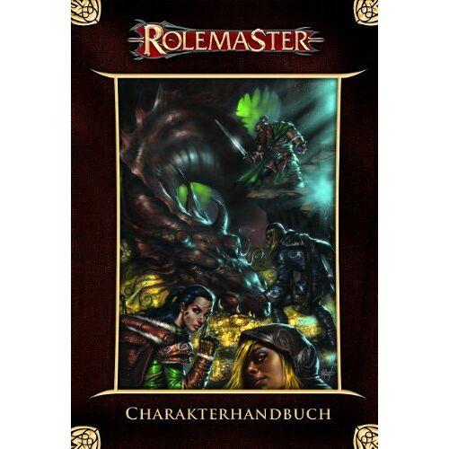 Erik Dewey - Rolemaster - Charakterhandbuch - Preis vom 14.01.2021 05:56:14 h
