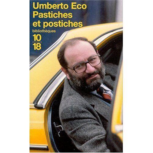 Umberto Eco - Pastiches et postiches - Preis vom 08.01.2021 05:58:58 h