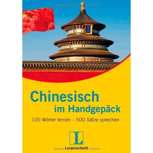 Stefan Möller - Langenscheidt Chinesisch im Handgepäck: 100 Wörter lernen - 500 Sätze sprechen (Langenscheidt im Handgepäck) - Preis vom 20.10.2020 04:55:35 h
