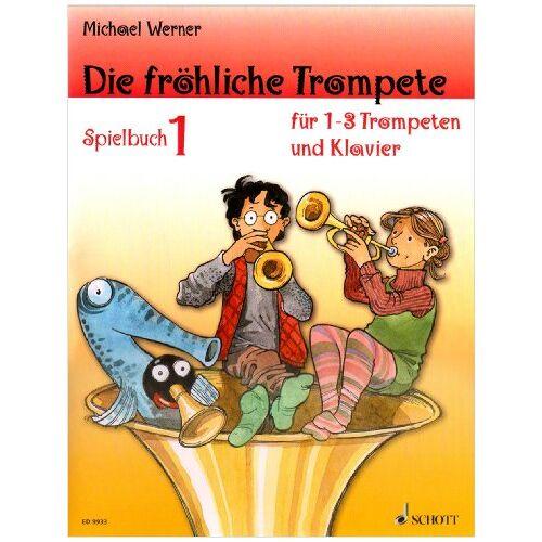 - Die Froehliche Trompete - Spielbuch 1. Trompete, Klavier - Preis vom 05.03.2021 05:56:49 h