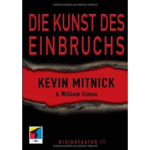 Mitnick, Kevin D. - Die Kunst des Einbruchs - Preis vom 21.10.2020 04:49:09 h