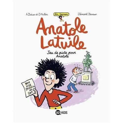 - Un roman Anatole Latuile, Tome 3 : Jeu de piste pour Anatole - Preis vom 05.09.2020 04:49:05 h