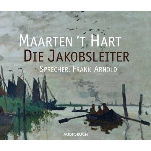 Hart, Maarten 't - Die Jakobsleiter. 6 CDs: Lesung - Preis vom 08.05.2021 04:52:27 h