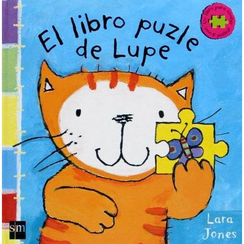 Lara Jones - El libro puzzle de Lupe (La gata lupe) - Preis vom 05.09.2020 04:49:05 h