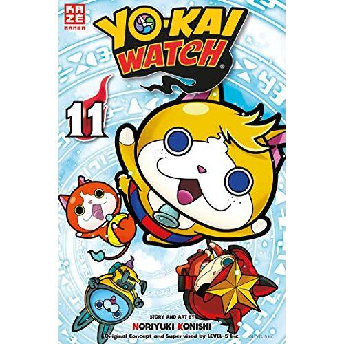 Noriyuki Konishi - Yo-kai Watch 11 - Preis vom 20.10.2020 04:55:35 h