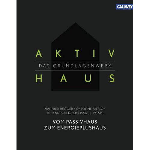 Manfred Hegger - Aktivhaus - Das Grundlagenwerk: Vom Passivhaus zum Energieplushaus - Preis vom 08.05.2021 04:52:27 h