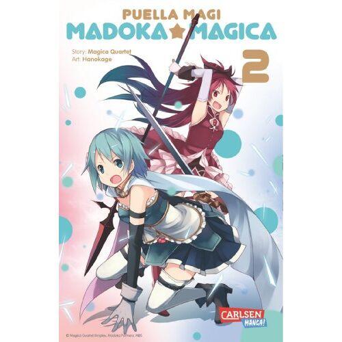 Magica Quartet - Puella Magi Madoka Magica, Band 2 - Preis vom 17.10.2019 05:09:48 h