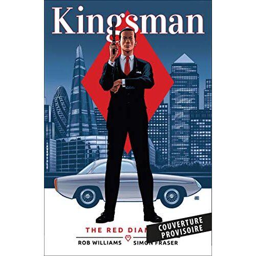- Kingsman: Le diamant rouge (FU.MILLAR NETF.) - Preis vom 20.10.2020 04:55:35 h