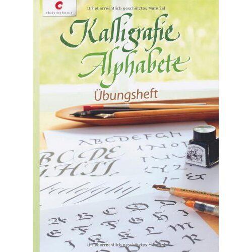 - Kalligrafie Alphabete - Übungsheft - Preis vom 20.07.2019 06:10:52 h