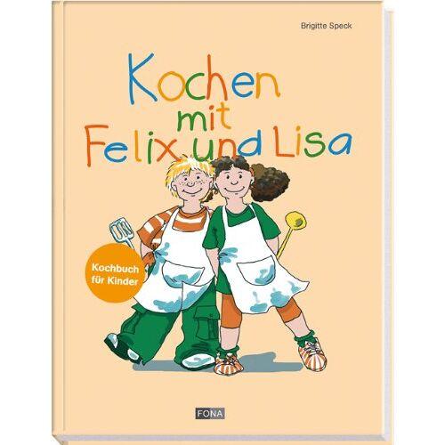 Brigitte Speck - Kochen mit Felix und Lisa: Kochbuch für Kinder - Preis vom 13.01.2021 05:57:33 h