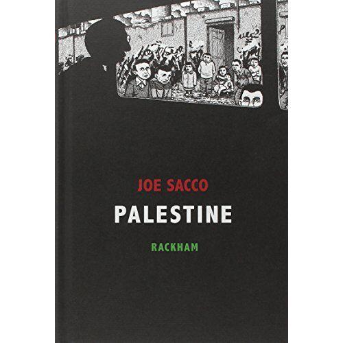 Joe Sacco - Palestine - Preis vom 18.04.2021 04:52:10 h