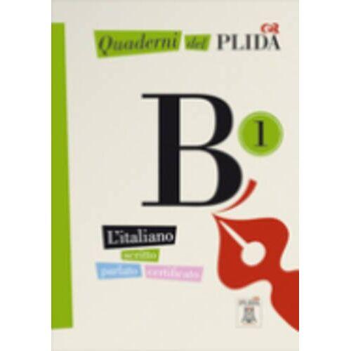 - Quaderni Del Plida: Quaderni Del Plida B1 - Libro + CD - Preis vom 20.10.2020 04:55:35 h