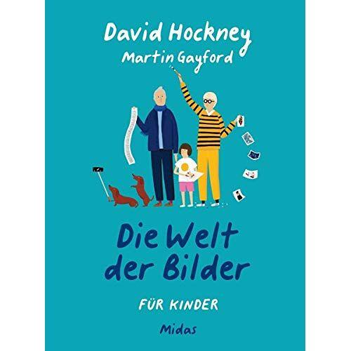 David Hockney - Die Welt der Bilder für Kinder (Midas KInderbuch) - Preis vom 12.05.2021 04:50:50 h