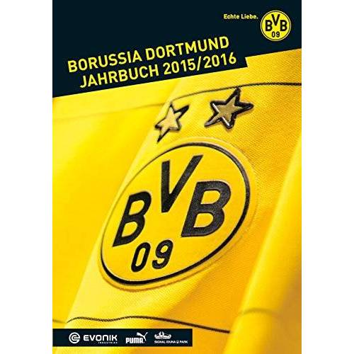 Borussia Dortmund - Borussia Dortmund Jahrbuch 2015/16 - Preis vom 16.05.2021 04:43:40 h
