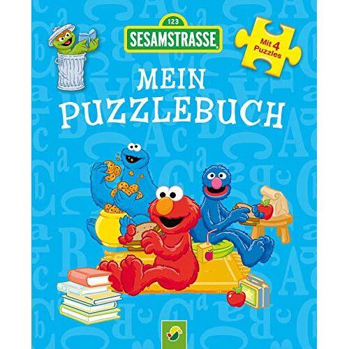 - Sesamstraße Mein Puzzlebuch: Mit 4 Puzzles mit je 6 Teilen - Preis vom 12.05.2021 04:50:50 h