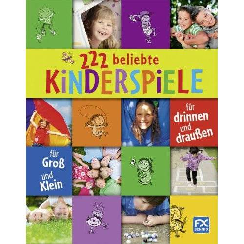- 222 beliebte Kinderspiele - Preis vom 06.05.2021 04:54:26 h