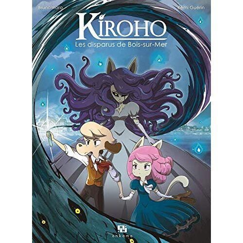 - Kiroho:les disparus de Bois-sur-mer (KIROHO (1)) - Preis vom 07.04.2021 04:49:18 h