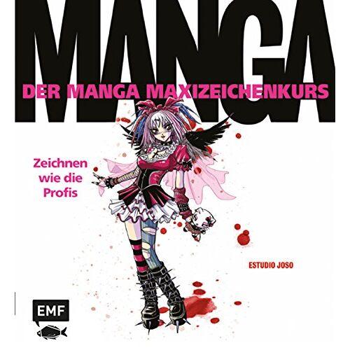 Estudio Joso - Der Manga Maxizeichenkurs: Zeichnen wie die Profis - Preis vom 17.10.2019 05:09:48 h