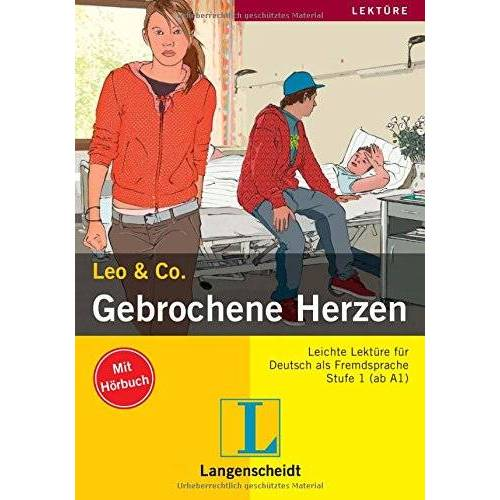 Leo & Co. - Gebrochene Herzen: Buch mit Audio-CD (Leo & Co.) - Preis vom 25.02.2021 06:08:03 h