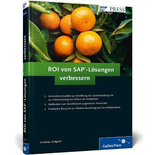Andreas Hufgard - ROI von SAP-Lösungen verbessern (SAP PRESS) - Preis vom 30.09.2020 04:49:21 h
