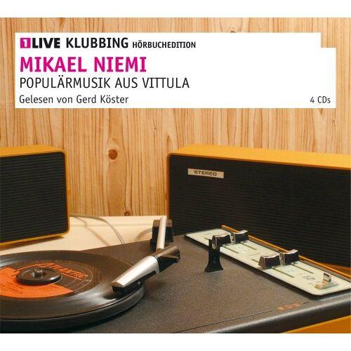 Mikael Niemi - Populärmusik aus Vittula: 1LIVE Klubbing Hörbuchedition - Preis vom 07.03.2021 06:00:26 h