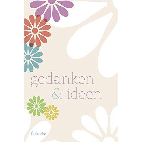 - Notizbuch Gedanken & Ideen - Preis vom 26.02.2021 06:01:53 h