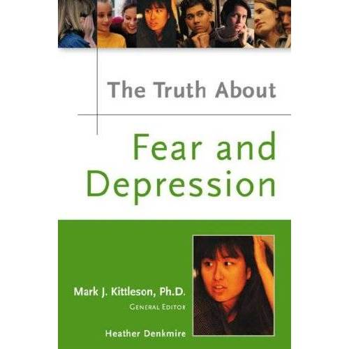 Heather Denkmire - Denkmire, H: The Truth About Fear and Depression - Preis vom 13.04.2021 04:49:48 h