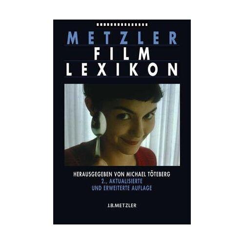- Metzler Film Lexikon - Preis vom 21.01.2021 06:07:38 h