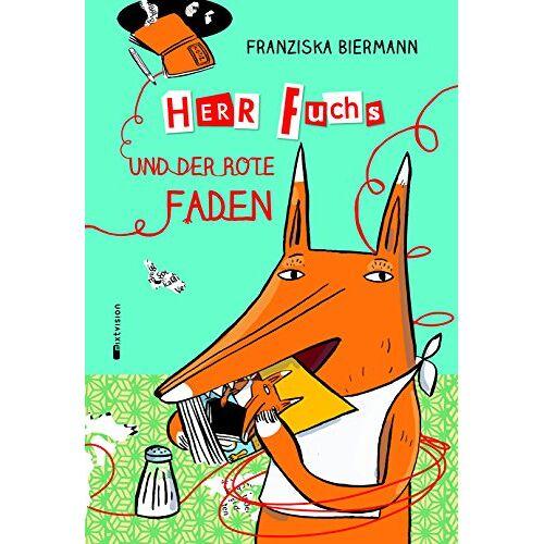 Franziska Biermann - Herr Fuchs und der rote Faden - Preis vom 28.02.2021 06:03:40 h