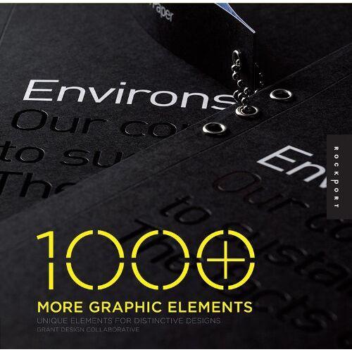 Grant Design Collaborative - 1000 More Graphic Elements (Grant Design Collaborative) - Preis vom 20.10.2020 04:55:35 h