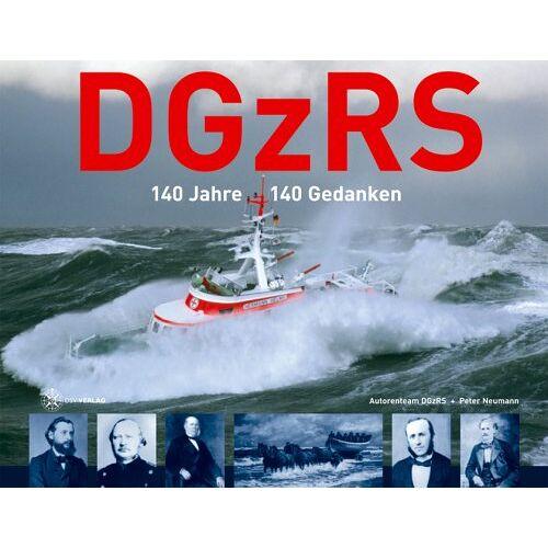 - DGzRS - 140 Jahre - 140 Gedanken - Preis vom 06.09.2020 04:54:28 h