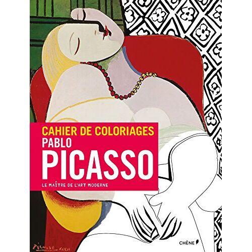 Frédérique Cassegrain - Pablo Picasso : Le maître de l'art moderne - Preis vom 21.10.2020 04:49:09 h