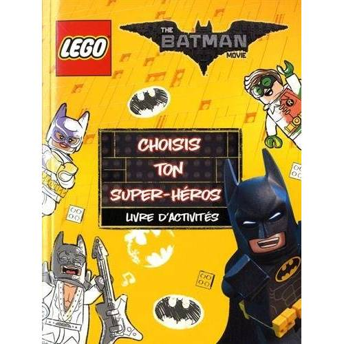 - LEGO Batman Movie : Choisis ton super-héros - Preis vom 09.04.2020 04:56:59 h