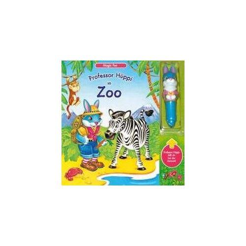 - Prof. Hüppi im Zoo - mit Zauberstift - Preis vom 24.01.2020 06:02:04 h