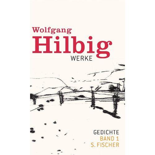 Wolfgang Hilbig - Wolfgang Hilbig. Werke: Werke, Band 1: Gedichte: BD 1 - Preis vom 20.10.2020 04:55:35 h