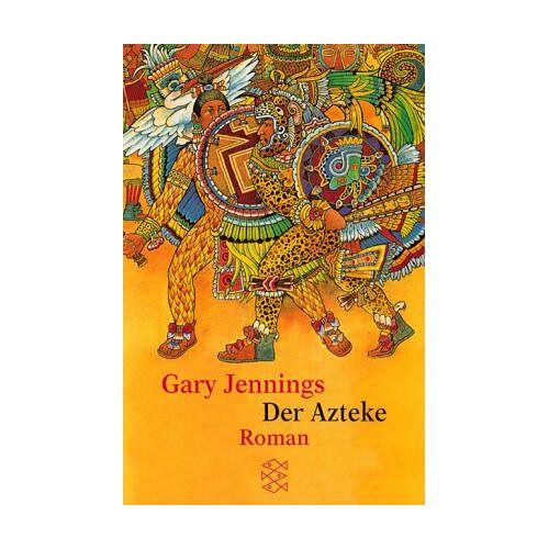 Gary Jennings - Der Azteke - Preis vom 24.01.2020 06:02:04 h
