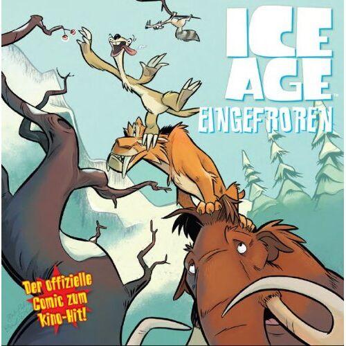 Caleb Monroe - Ice Age Comic, Bd. 1: Eingefroren - Preis vom 21.04.2021 04:48:01 h