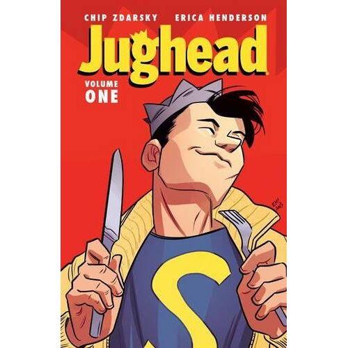 Chip Zdarsky - Jughead Vol. 1 - Preis vom 25.02.2021 06:08:03 h