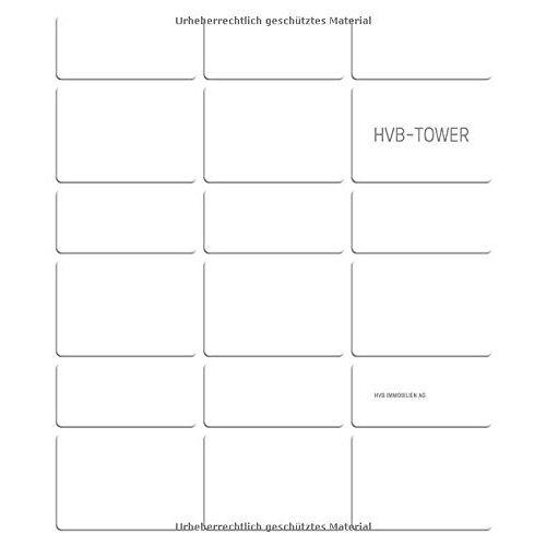 HVB Immobilien AG - HVB-Tower - Preis vom 15.04.2021 04:51:42 h